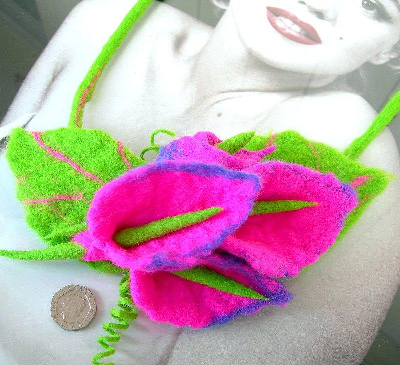 Цветы из фетра 00b6ebb16462