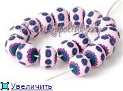 МК бусы и браслеты из полимерной глины Bc96146f18cft