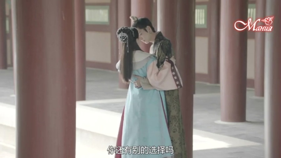 Лунные влюблённые - Алые сердца Корё / Moon Lovers: Scarlet Heart Ryeo Bda096c9a268