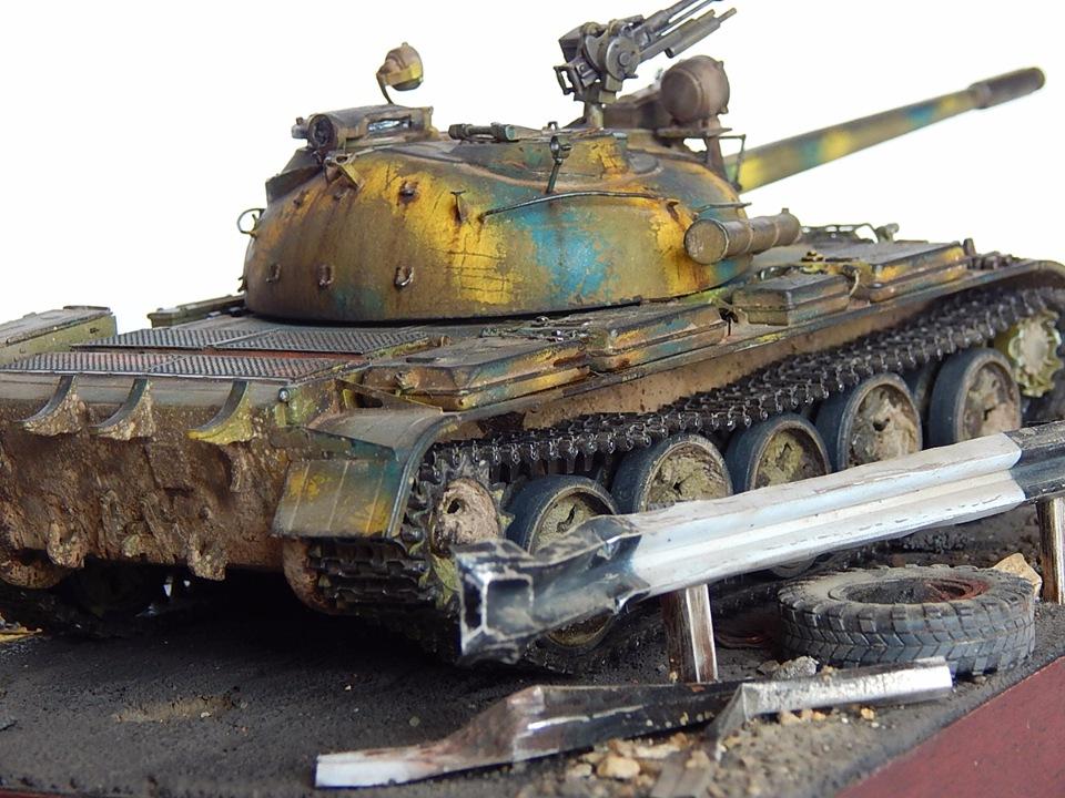 Сирийский Т-55А A993b2ce5986