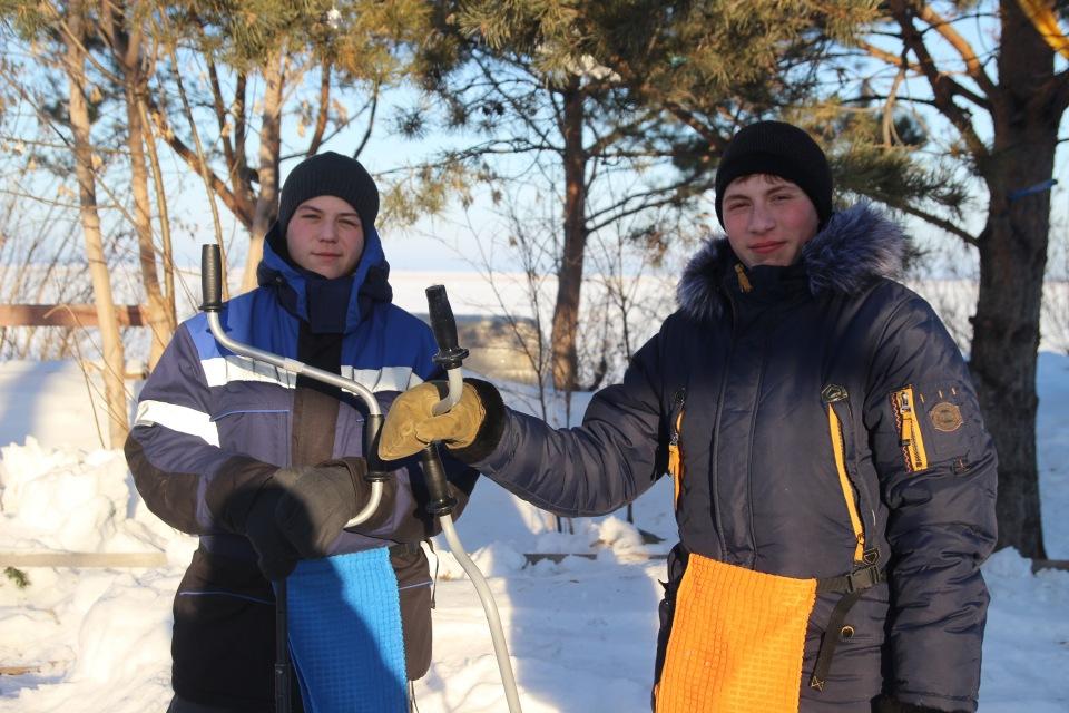 Первенство города Кургана по ловле на мормышку со льда среди юношей и девушек с 14 до 17 лет. 71b952299774