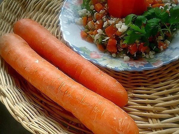 Салат  «Моркошка» 15f9b94e8758