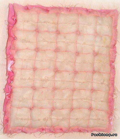 Шьем декоративное одеяло и подушку. Мастер-класс 639086dfa034