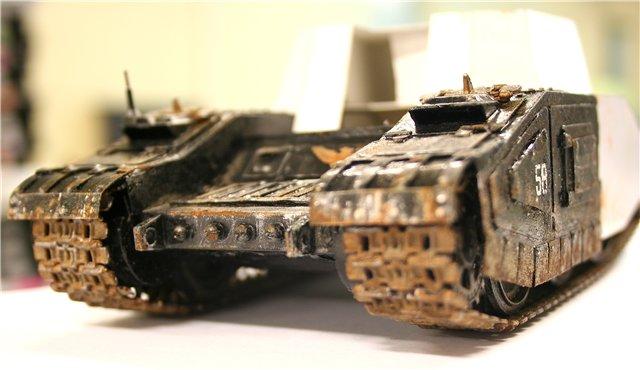 Танк по мотивам Warhammer - [готово] F878ccc187ca