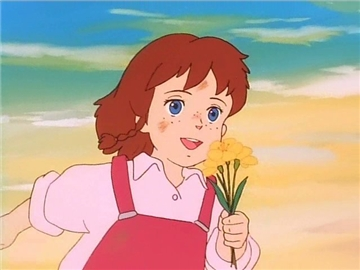 Поллианна /  The Story of Pollyanna, Girl of Love / Ai Shoujo Pollyanna Monogatari / 愛少女ポリアンナ物語 (1986 г. 51 серия) F1ba00a7099b