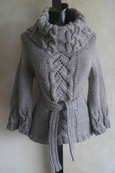 Кофточки, свитера и пуловеры  - Страница 2 80d7ddd1b3c5