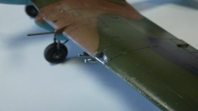 Ил-2, масштаб 1/48, (Tamiya 61113). 2c5930e42090