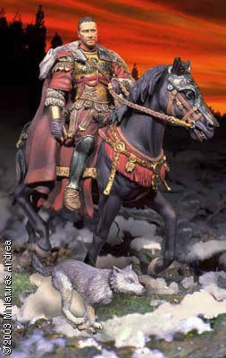 Roman General 180 A.D. SG-F7254 mm 1/32 4f8f34d55906