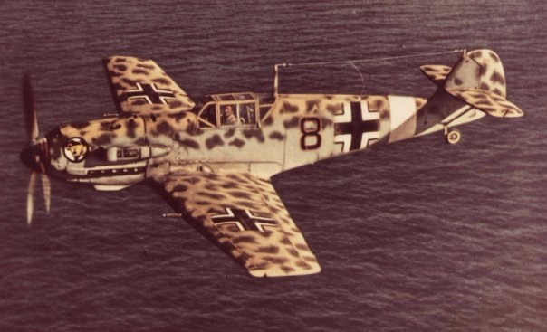 Bf 109 E7/Trop Tamiya 1:48 537f5ed2593c