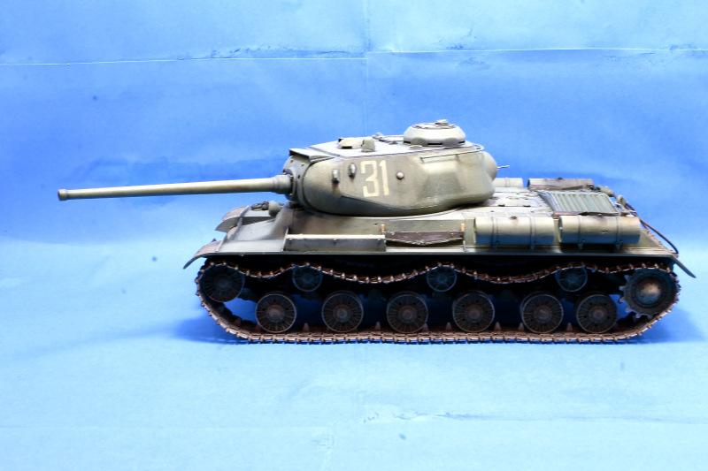 ИС-1 тяжелый танк СССР 1/35 Trumpeter 05587 Edd32642ded4