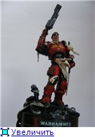 Космопехотинец Warhammer 40 000 отряд Blood Raven 4fc2c80500c6t