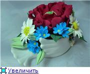Цветы ручной работы из полимерной глины - Страница 5 16afd7be8978t