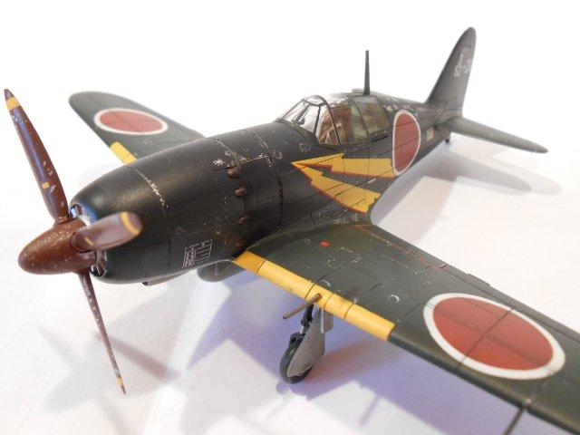 Mitsubishi J2M3 Raiden 1/72 Hasegawa - Страница 3 Fed001036097