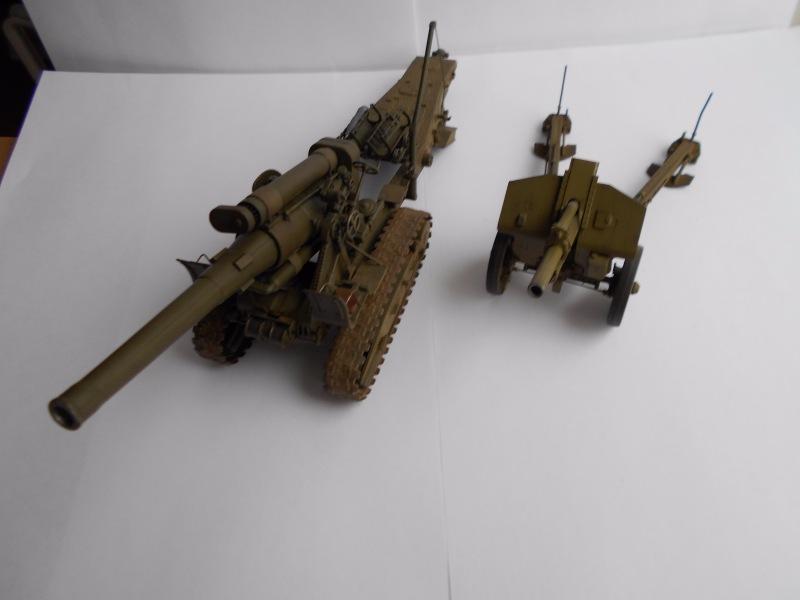 Советская 203-мм гаубица Б-4 1/35 (Alan №3522) - Страница 2 D1e8c92d9bf0