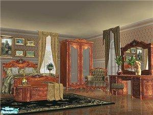 Спальни, кровати (антиквариат, винтаж) - Страница 10 3f1564e849c1