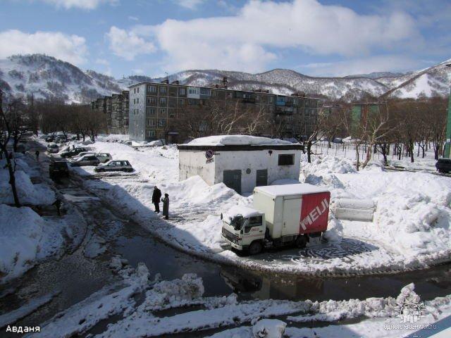 Камчатка, город Вилючинск 551fa751e632