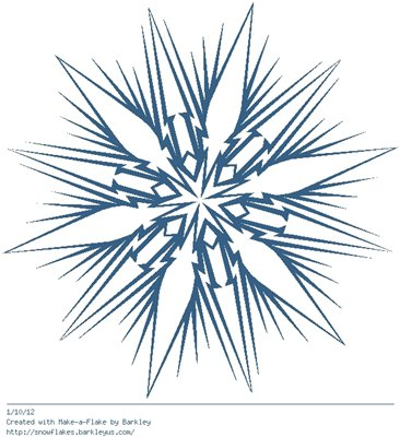 Зимнее рукоделие - вырезаем снежинки! - Страница 9 Bef3f4e2eafd