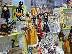 Время кукол № 6 Международная выставка авторских кукол и мишек Тедди в Санкт-Петербурге - Страница 2 6248bfcc36a1t