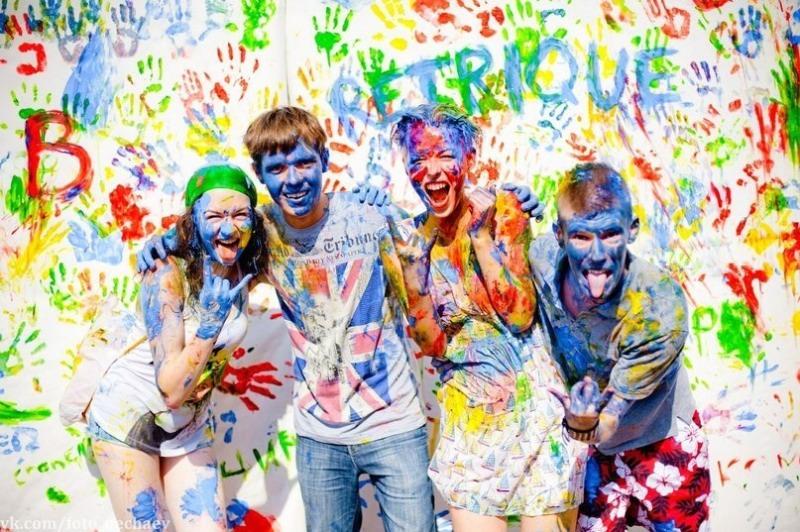 Фестиваль Красок Холи в Оренбурге! - Страница 2 Dbffe2d4ce56