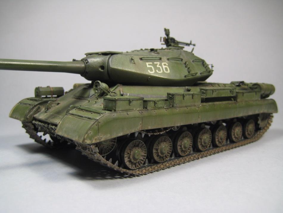 ИС-4М. Забайкальский ВО. 1962 год B27f8b7ae400