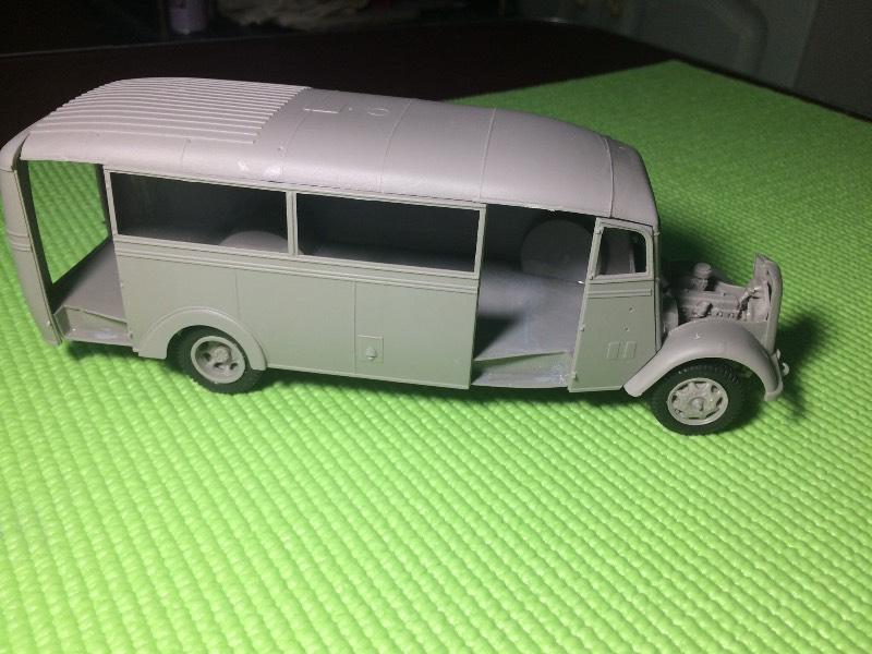 RODEN Opel 3,6-47 Omnibus w39 Ludewig Eb7aa9879426