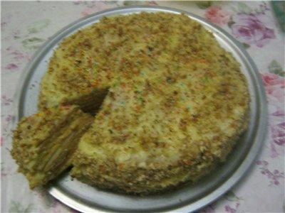 Торт на сковороде B1f326205a40