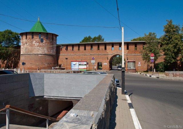 Старый-новый Нижний Новгород. C3be6bf27d91