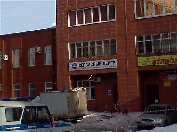 От взрыва самогонного аппарата обвалился балкон F068175020e1