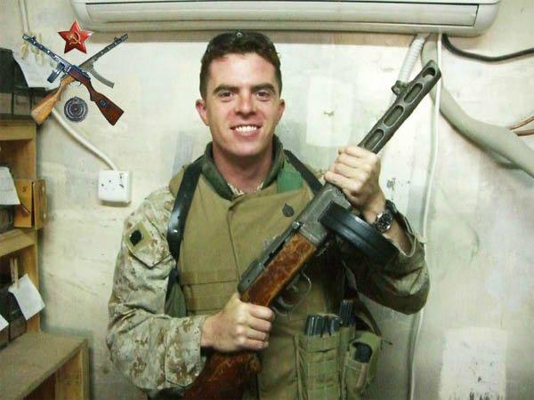 Ствол и ствольная коробка пистолета-пулемета Шпагина (ППШ-41) (ммг) 6960cf94abfe
