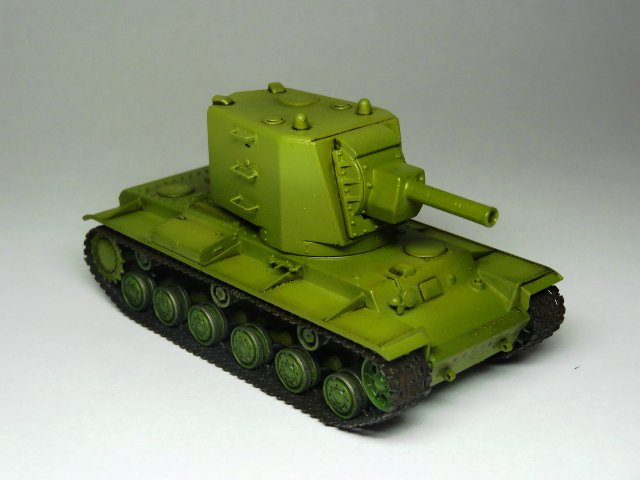 КВ-2 1/72 Трумпетер 355dc1b0423b