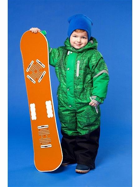 Зимний мембранный комбинезон Олдос, новый для мальчика р 92 103e618689b4