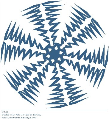 Зимнее рукоделие - вырезаем снежинки! - Страница 10 54aa284f4d8c
