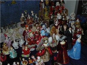 Время кукол № 6 Международная выставка авторских кукол и мишек Тедди в Санкт-Петербурге - Страница 2 63436f9ba467t