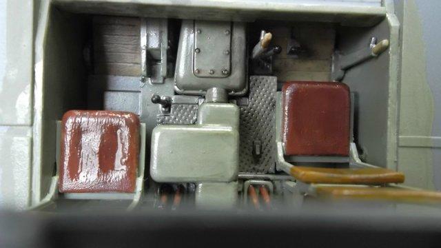 Тягач Т-26 / трофейный польский С7Р, 1/35, (Mirage hobby 35903). D81128939d25