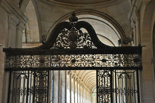 Les nouveaux bâtiments conventuels des XVII° et XVIII° siècles 1beec91325ae