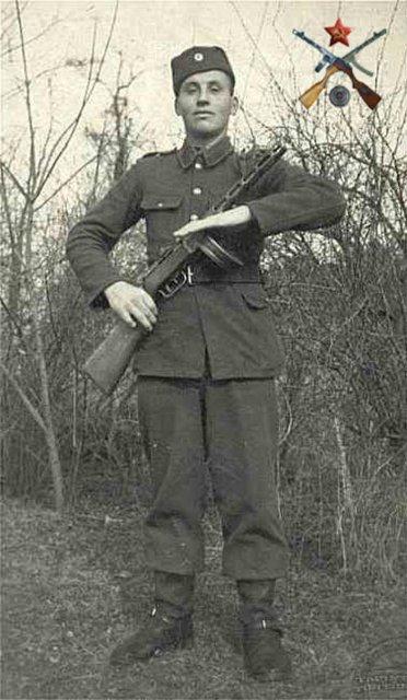 Ствол и ствольная коробка пистолета-пулемета Шпагина (ППШ-41) (ммг) F9a4fc1412c5