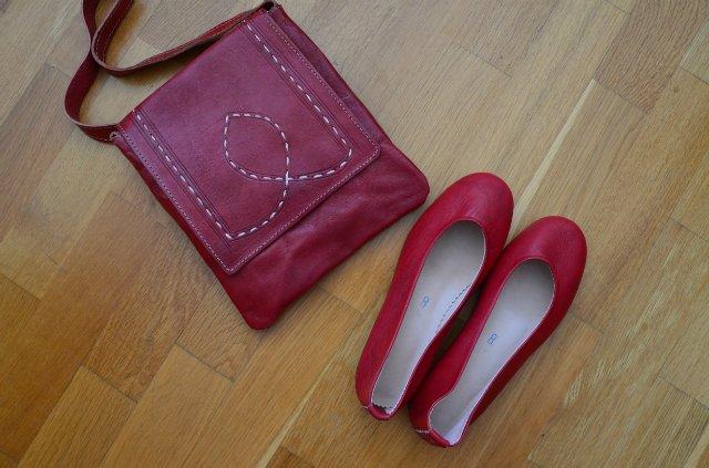 Хвасты - Балетки,сумки из натур. кожи ручной работы (Марокко) 7d03ea7cb271
