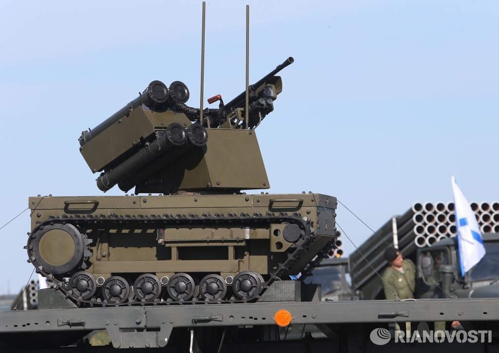Russian Army Robots 5fe01c177b44