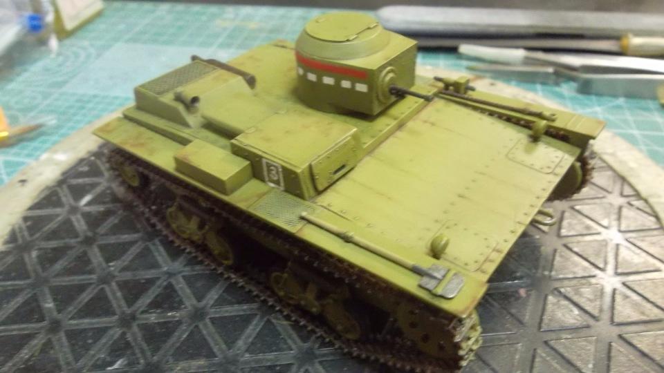 Т-38 малый плавающий танк, 1/35, (Восточный экспресс 35002 / MSD 3522 / AER Moldova). B8d88cfc1215