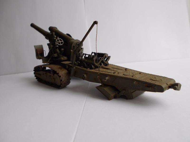 Советская 203-мм гаубица Б-4 1/35 (Alan №3522) - Страница 2 52a3a67c0920