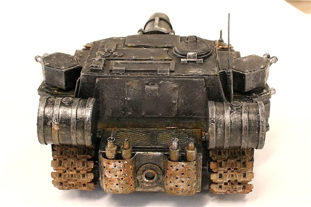Танк по мотивам Warhammer - [готово] 5b80acf5561f