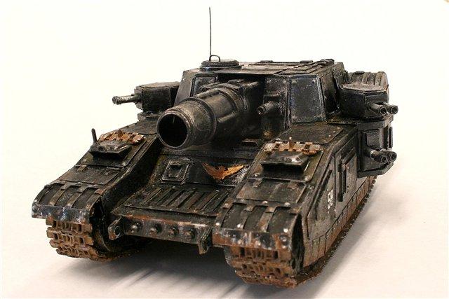 Танк по мотивам Warhammer - [готово] Ee73082caee0