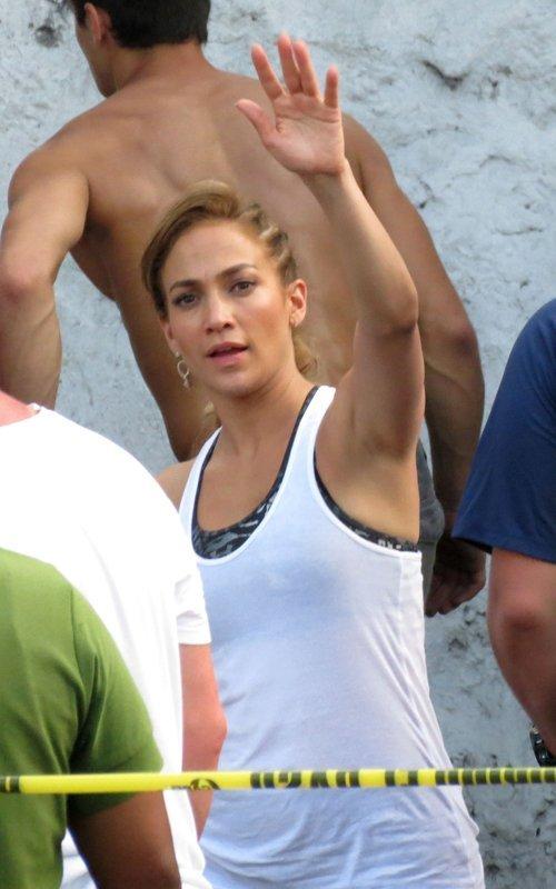 Дженнифер Лопес/ Jennifer Lopez - Страница 4 389fb14db574