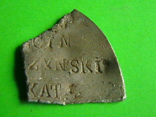 Жетоны из Катынских могил - 2? Ca594dc7812a