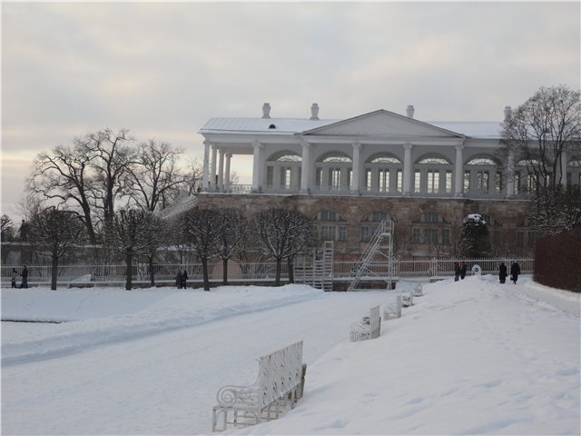 """"""" Есть городок в одном прекрасном парке...""""  ( Пушкин и Екатерининский парк ) B2c3d664e4bf"""