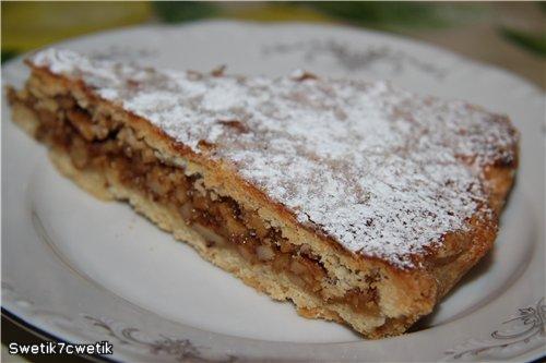 Энгадинский ореховый торт Cea98ce3548d