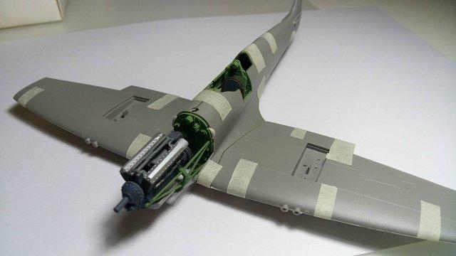 Spitfire Mk.IXc 1/48 ICM 70dc9ddb0d36