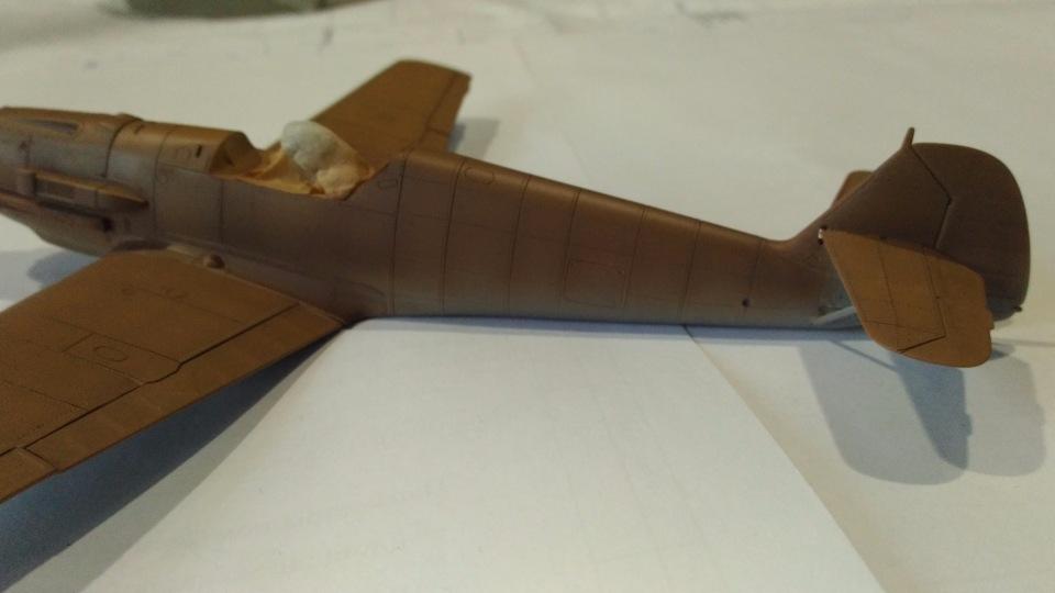 Bf 109 E7/Trop Tamiya 1:48 75e0d7618d33