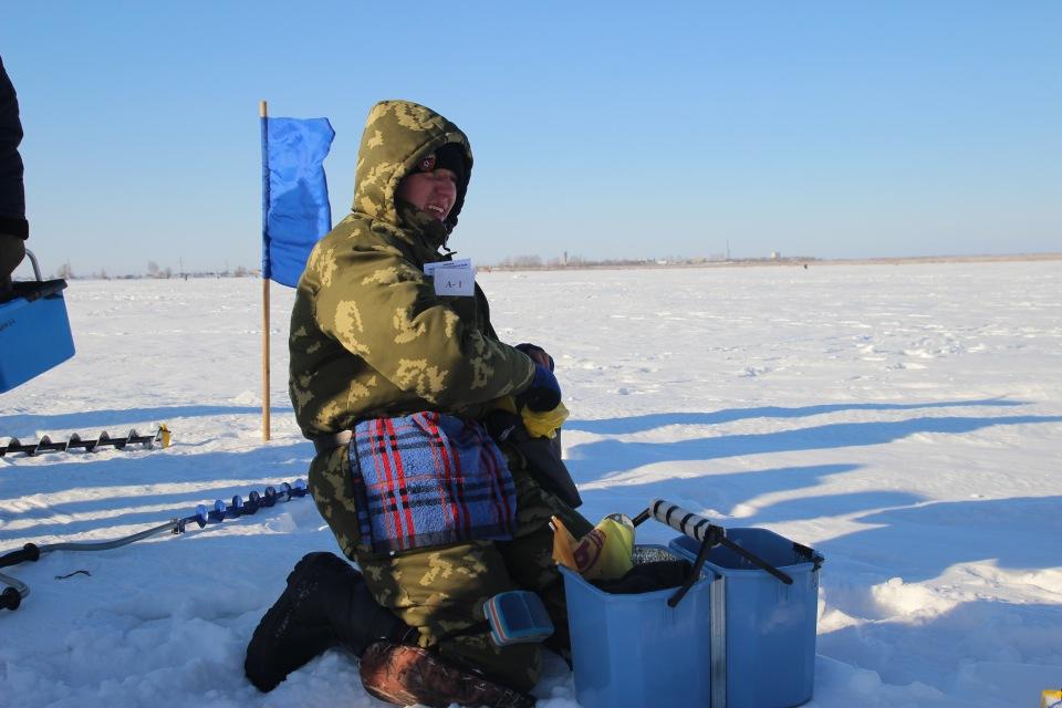 Первенство города Кургана по ловле на мормышку со льда среди юношей и девушек с 14 до 17 лет. D345147463d3