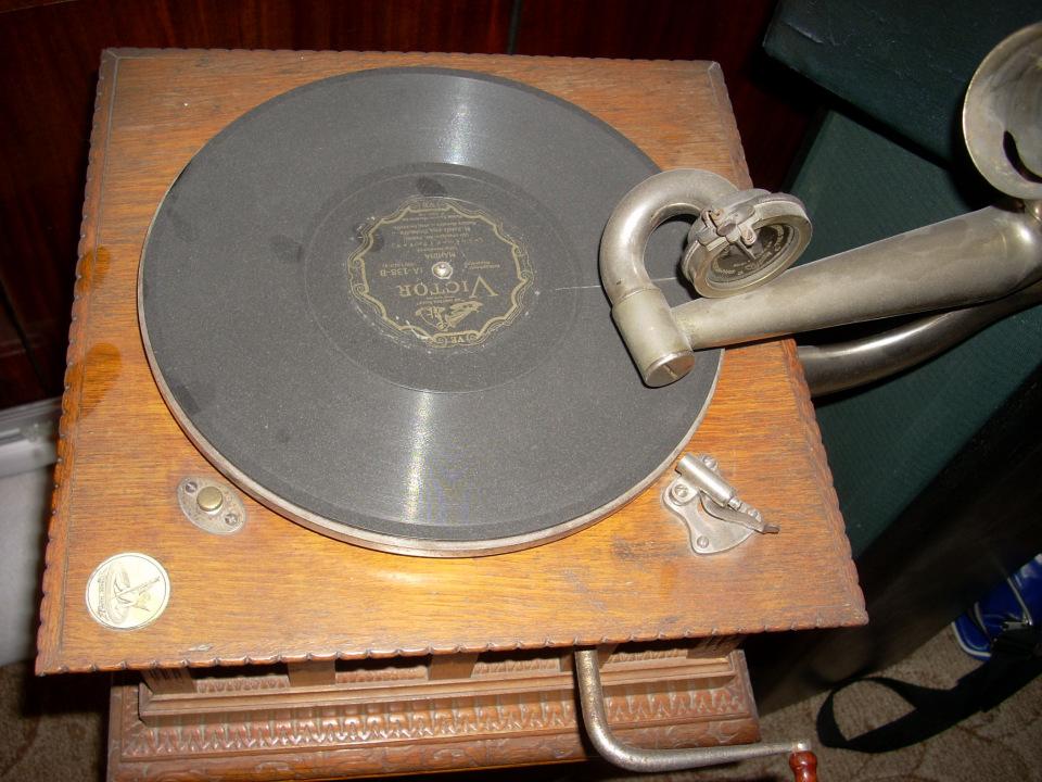 Востановление трубного граммофона. 755a2a6010f4